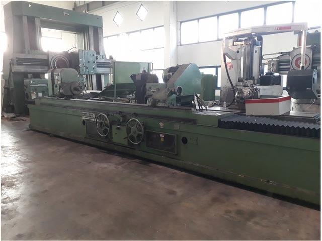 mehr Bilder Schleifmaschine Zocca RU 4000