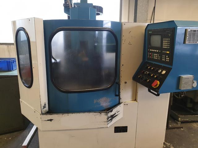 mehr Bilder AXA CB-0 , Fräsmaschine Bj.  1993