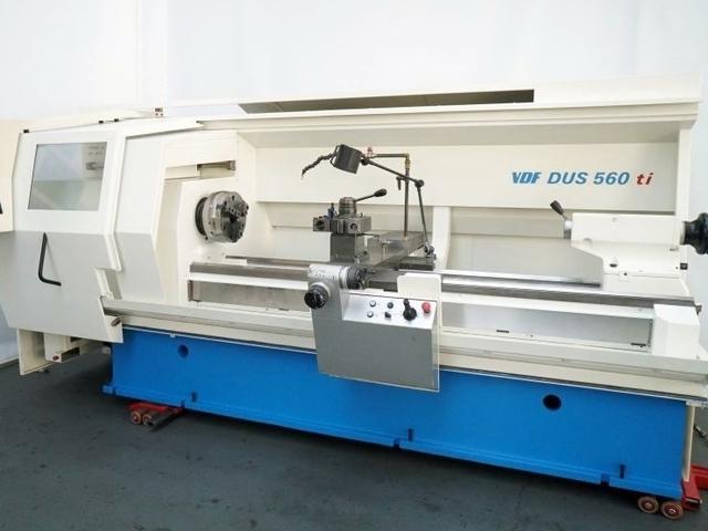 mehr Bilder Drehmaschine Boehringer DUS 560 ti