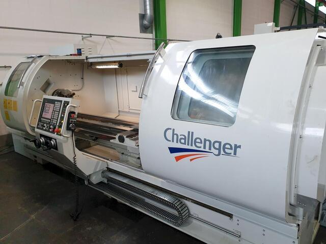 mehr Bilder Drehmaschine Challenger Microturn BNC 22120X