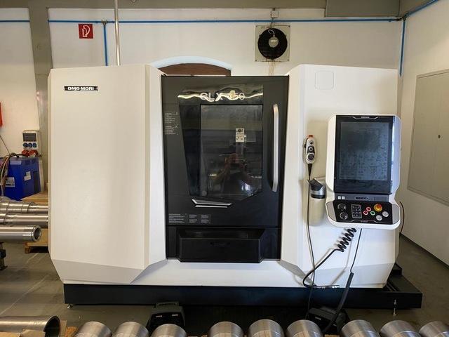 mehr Bilder Drehmaschine DMG CLX 450 V3