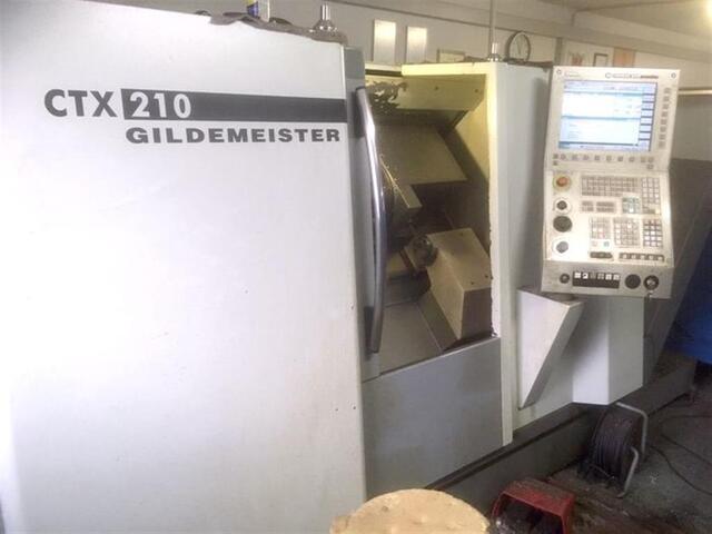 mehr Bilder Drehmaschine DMG CTX 210 V3
