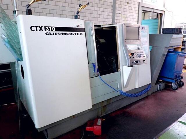 mehr Bilder Drehmaschine DMG CTX 310 V1