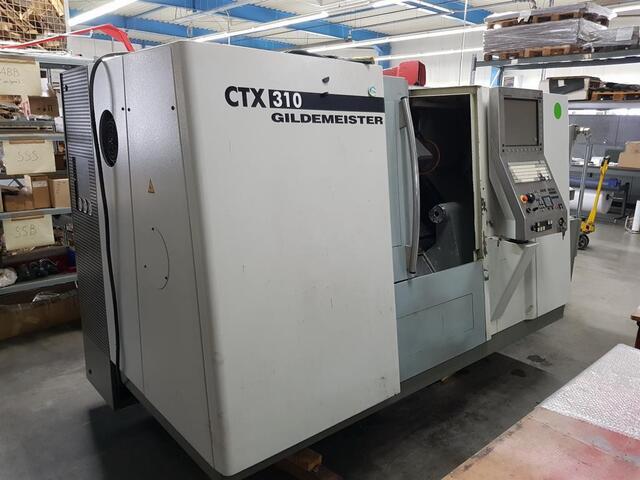 mehr Bilder Drehmaschine DMG CTX 310 V3