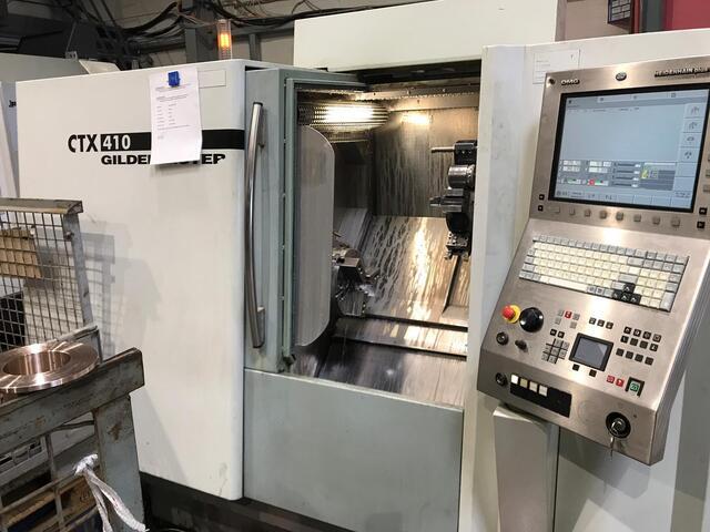 mehr Bilder Drehmaschine DMG CTX 410 V6