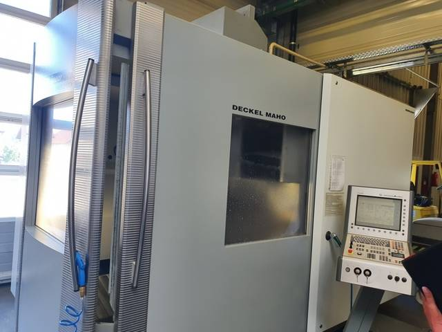 mehr Bilder Fräsmaschine DMG DMC 105 V linear