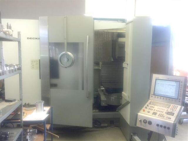 mehr Bilder DMG DMC 60 T, Fräsmaschine Bj.  2007