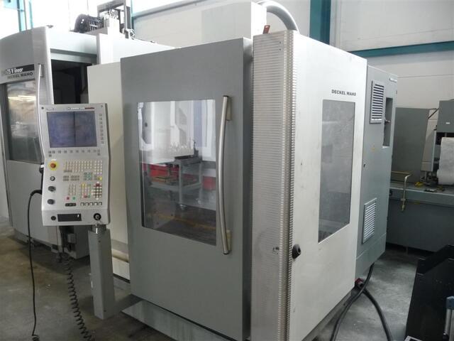 mehr Bilder Fräsmaschine DMG DMC 635 V