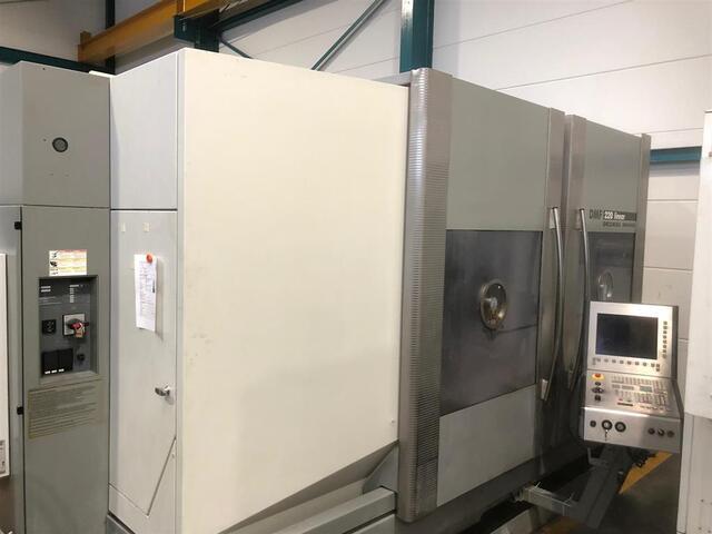 mehr Bilder Fräsmaschine DMG DMF 220 linear