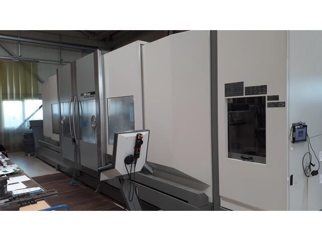 mehr Bilder DMG DMF 500 linear, Fräsmaschine Bj.  2006
