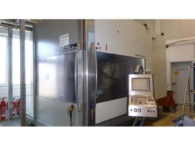 mehr Bilder Fräsmaschine DMG DMU 125 P hidyn