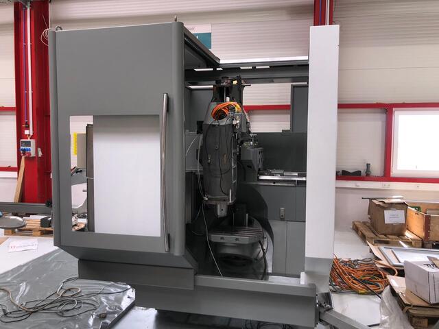 mehr Bilder DMG DMU 50 Evo, Fräsmaschine Bj.  1999