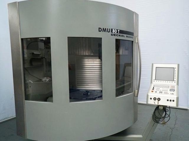 mehr Bilder Fräsmaschine DMG DMU 80 T