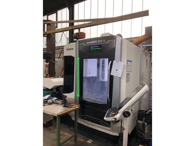 mehr Bilder DMG ecoMill 600V , Fräsmaschine Bj.  2016