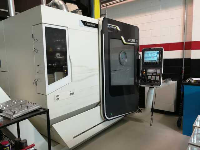 mehr Bilder Fräsmaschine DMG Ecomill 70