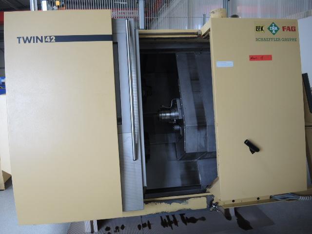 mehr Bilder Drehmaschine DMG Gildemeister Twin 42 x 2 + Robot