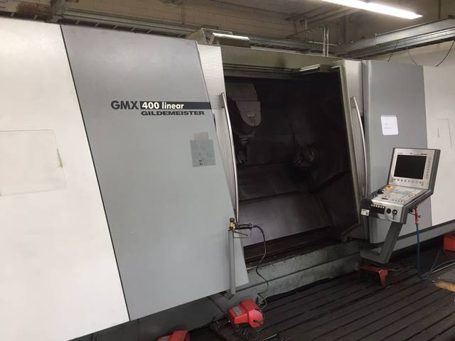 mehr Bilder Drehmaschine DMG GMX 400 Linear