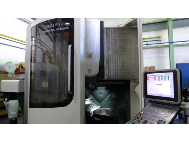 mehr Bilder DMG Mori 60 Evo, Fräsmaschine Bj.  2012