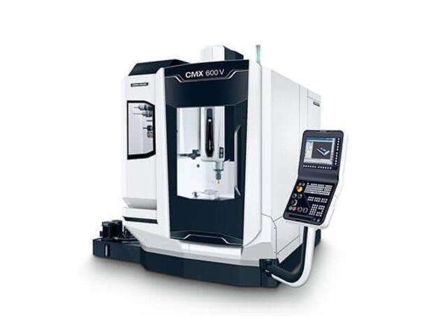 mehr Bilder Fräsmaschine DMG Mori CMX 600 V
