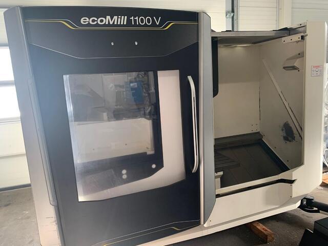 mehr Bilder DMG MORI ecoMill 1100 V, Fräsmaschine Bj.  2015