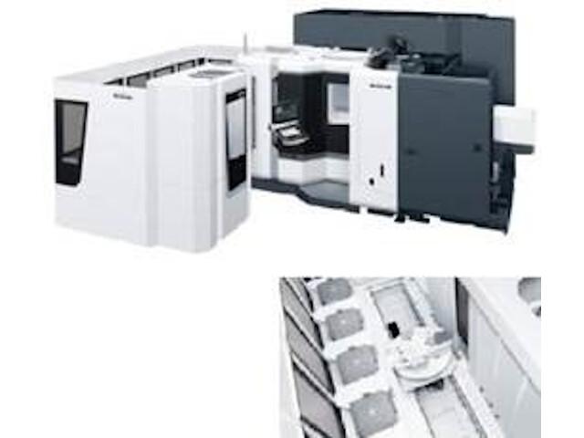 mehr Bilder Fräsmaschine DMG Mori NHX 5000 - 6CPP