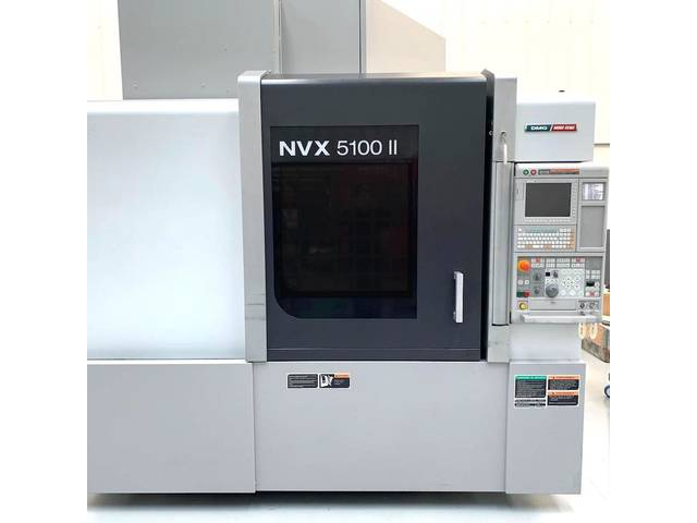 mehr Bilder DMG Mori NVX 5100 II / 40 RV, Fräsmaschine Bj.  2013