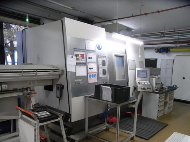 mehr Bilder Drehmaschine DMG Twin 42 II