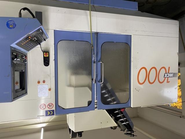 mehr Bilder Fräsmaschine FAMUP MCX 1000