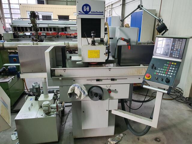 mehr Bilder Schleifmaschine Geibel & Hotz FS 40 AC