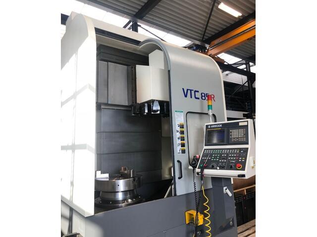 mehr Bilder Drehmaschine Hankook VTC 85 R