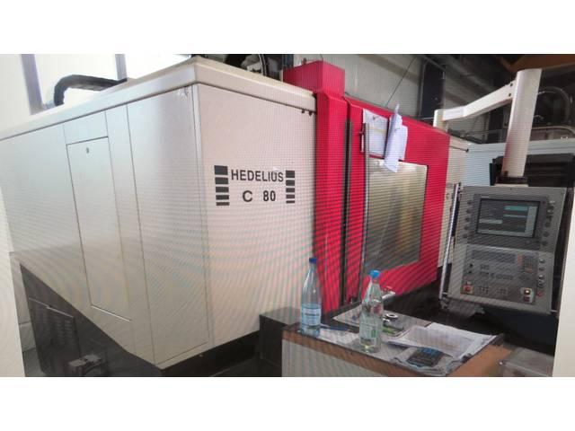 mehr Bilder Fräsmaschine Hedelius C 80 S