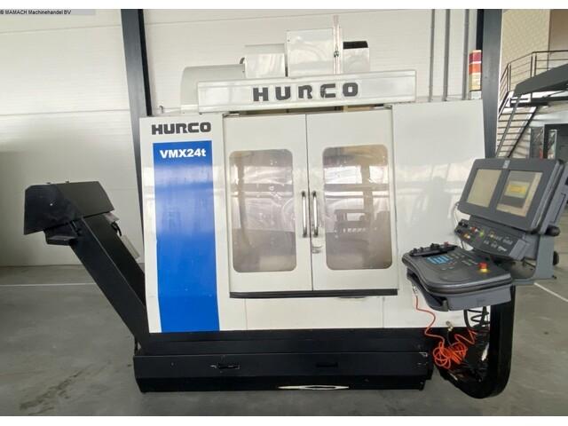 mehr Bilder Fräsmaschine Hurco VMX 24 T