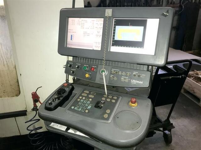 mehr Bilder Fräsmaschine Hurko VMX 24 T