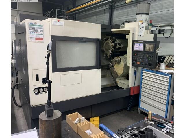 mehr Bilder Drehmaschine Hwacheon Hi-Tech 300 SMC
