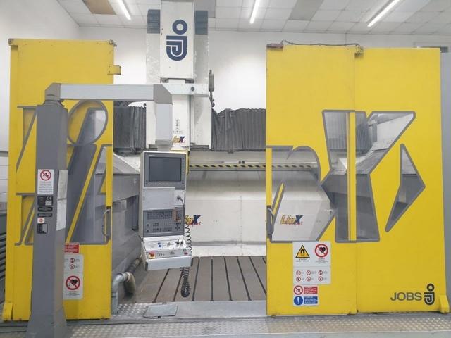mehr Bilder Fräsmaschine Jobs LinX Compact 5 Axis