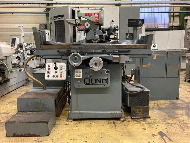 mehr Bilder Schleifmaschine Jung HF 50 RD