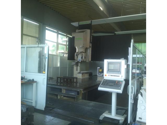 mehr Bilder Matec 30 P Portalfräsmaschinen