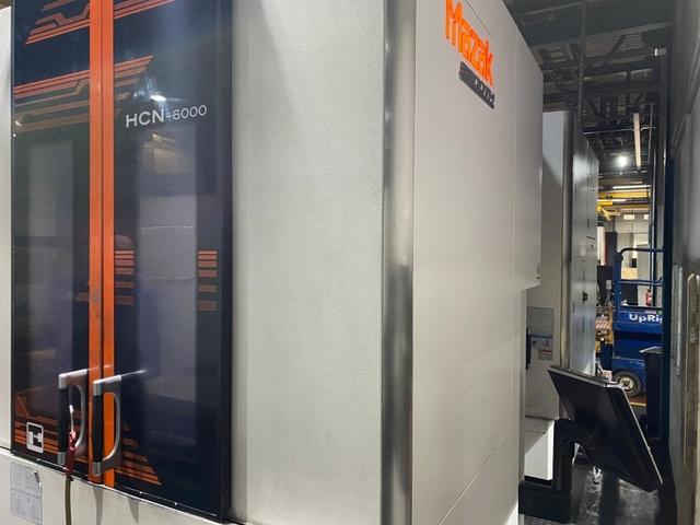 mehr Bilder Fräsmaschine Mazak HCN 6000