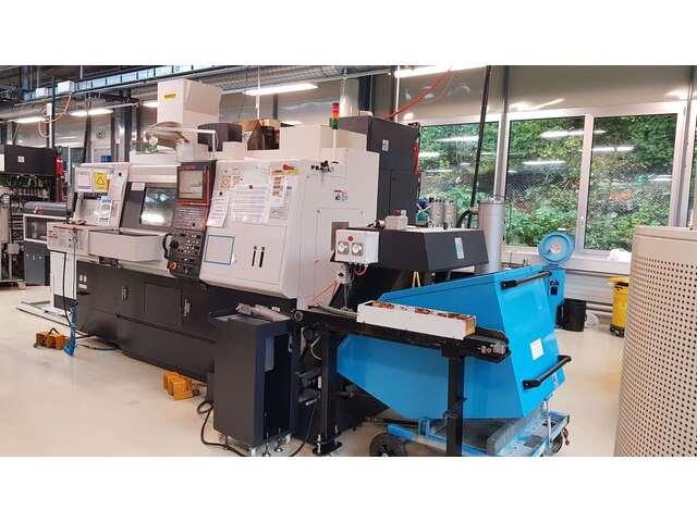 mehr Bilder Drehmaschine Mazak Integrex 100 IV ST