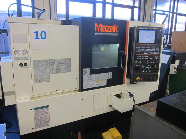 mehr Bilder Drehmaschine Mazak QT Nexus 250-II MS
