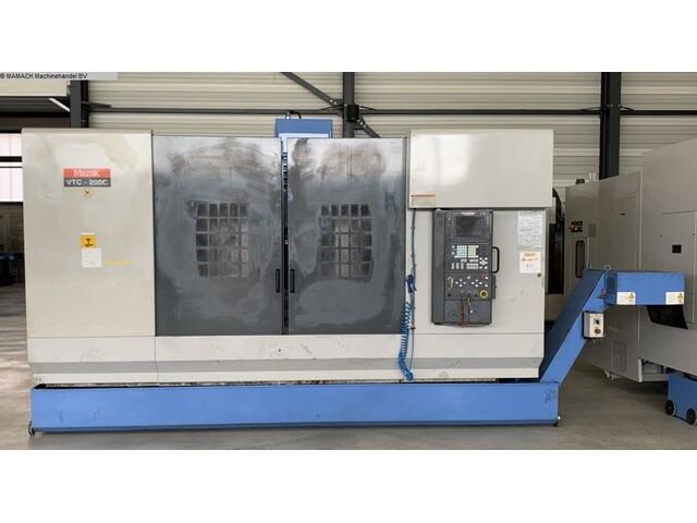 mehr Bilder Fräsmaschine Mazak VTC 200 C