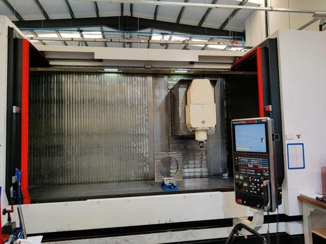 mehr Bilder Fräsmaschine Mazak VTC 800 / 30 SR