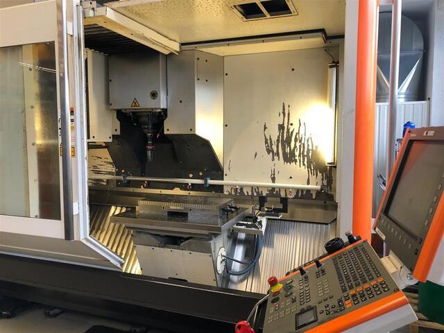 mehr Bilder Fräsmaschine Mikron HPM 1200 HD