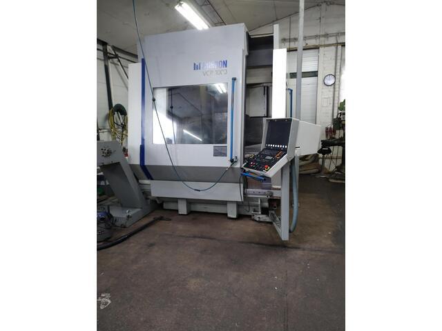 mehr Bilder Fräsmaschine Mikron VCP 1000