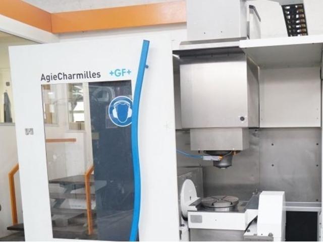 mehr Bilder Fräsmaschine Mikron UCP 600