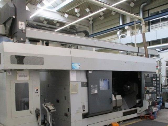 mehr Bilder Drehmaschine Mori Seiki MT 2500 / 1500 SZ