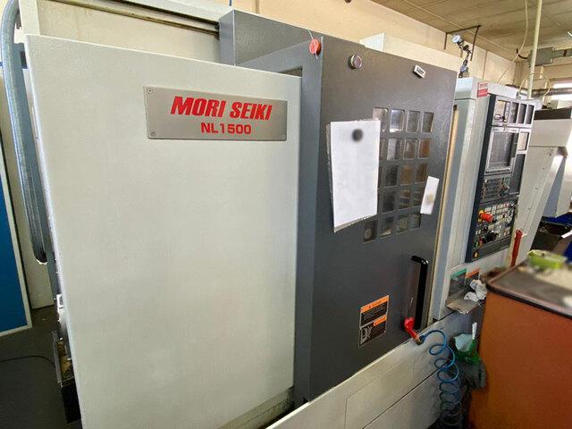 mehr Bilder Drehmaschine Mori Seiki NL 1500 Y / 500