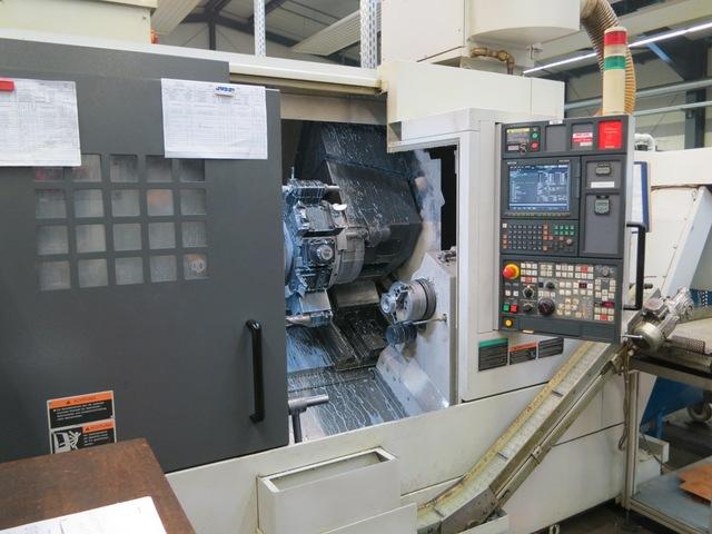 mehr Bilder Drehmaschine Mori Seiki NL 2500 SY / 700