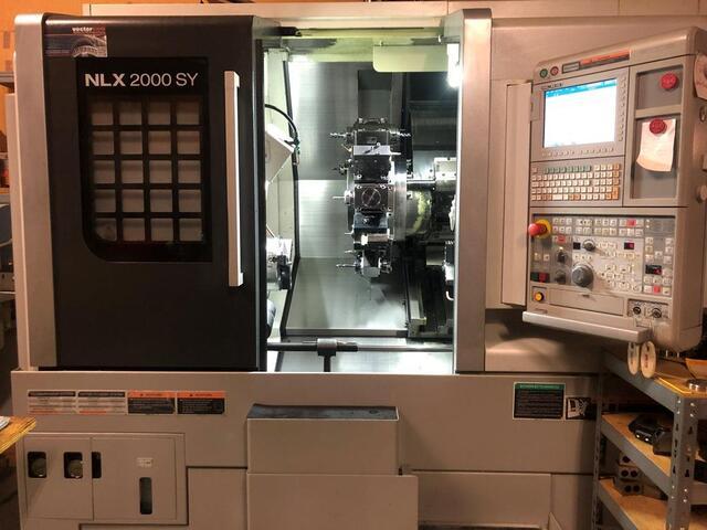 mehr Bilder Drehmaschine Mori Seiki NLX 2000 SY