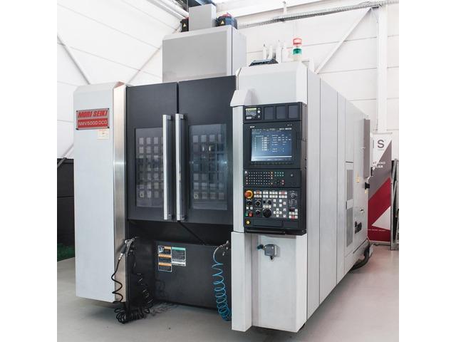 mehr Bilder Fräsmaschine Mori Seiki NMV 5000 DCG